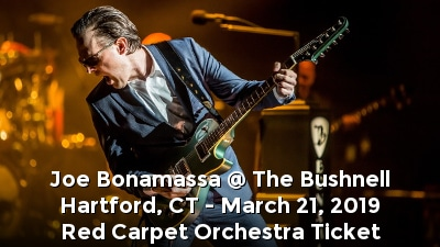 Joe Bonamassa - CPTV Red Carpet