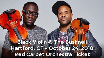 Black Violin - CPTV Red Carpet