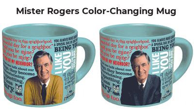 CPTV Mister Rogers Mug