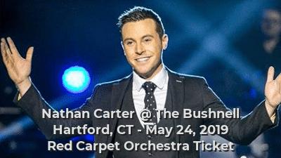 Nathan Carter - CPTV Red Carpet