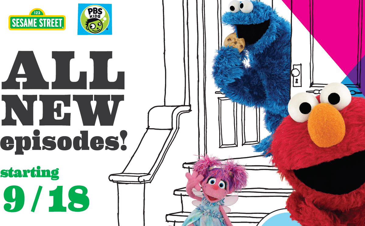 This September, <em>Sesame Street</em> Premieres Its 47th Season