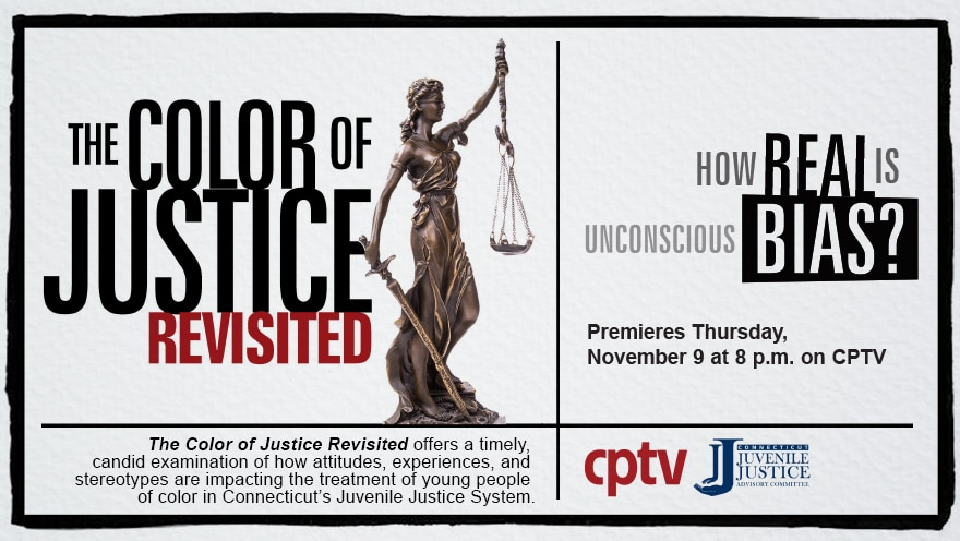 The Color Of Justice Revisited Connecticut Public Television