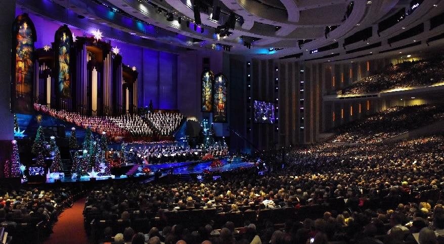 Lds Christmas Concert 2020 Televison Schedule Mormon Tabernacle Choir Christmas 2020 Tv Schedule | Wmxxem