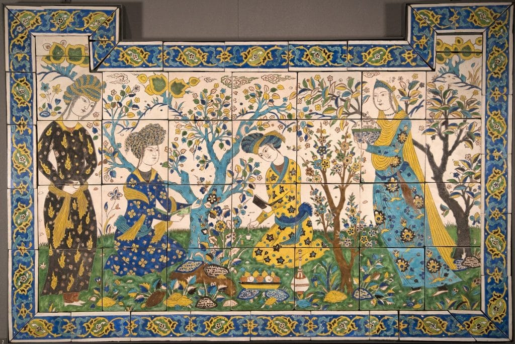 GREAT MUSEUMS: THE ART OF ISLAM AT THE MET AND THE LOUVRE