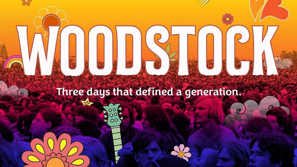 Woodstock: Three Days That Defined a Generation: American Experience