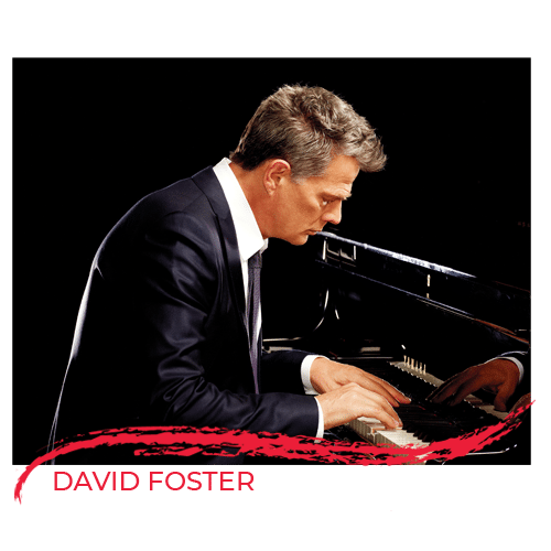 David Foster Red Carpet Thumbnail