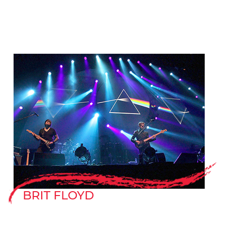 BRIT FLOYD Red Carpet Thumbnail